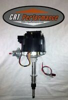 Chevy I6 Hei Distributor Upgrade Black 194 230 250 Or 292 Chevy Straight Six