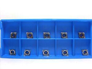10 Pcs Ccgt 060204-al K10 Traitement De Aluminium Et Plastiques Plaquettes