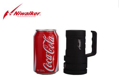 Niwalker Nova MM15MB XHP70 LED Flashlight// Searchlight 6800 Lumens