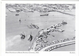 Postcard-Prins-Valdemar-Miami-Shipping-Channel-1926-Florida-Shipwrecks-47