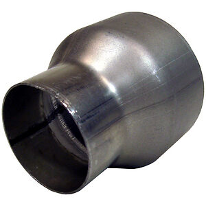 """5/""""ID MBRP Dodge Ford Chevy Diesel Trucks Universal 3.5/""""OD Exhaust Adapter AL"""