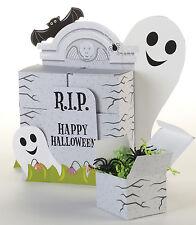 Halloween Elemento Fantasma Tombstones Party Box favor Decoraciones & Caja del favor