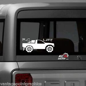 R-C-LIFE-Decal-FOR-Traxxas-ECX-ARRMA-HPI-Redcat-Team-Durango-and-others