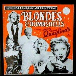 Blondes-And-Bombshells-Original-Cast-1969-U-K-Press-NEAR-MINT-Vinyl-LP