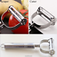 Stainless-Steel-Cutter-Peeler-Graters-Slicer-Vegetable-Fruit-Kitchen-Gadgets-New thumbnail 10