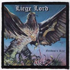 LIEGE LORD PATCH / SPEED-THRASH-BLACK-DEATH METAL