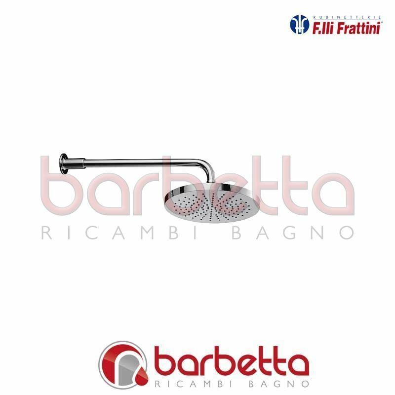 BRACCIO DOCCIA CON SOFFIONE MINIMALISTA MOCCA FRATTINI 81611