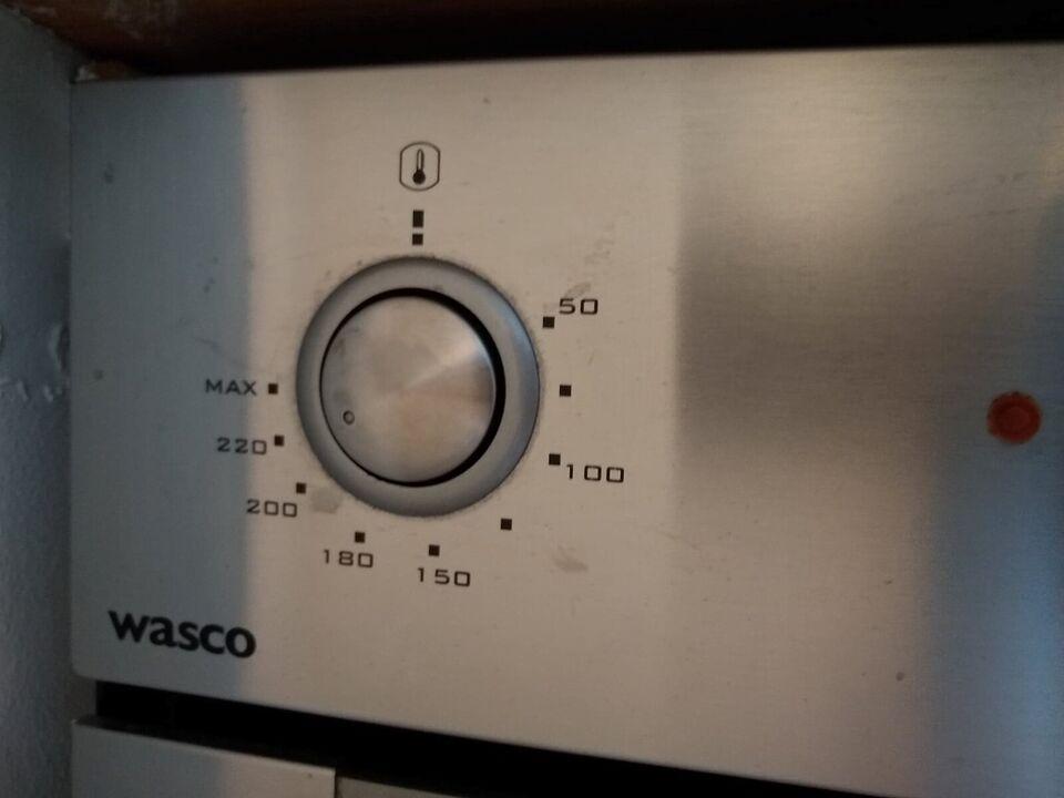 Indbygningsovn, Wasco HN5188, b: 60 d: 60 h: 60