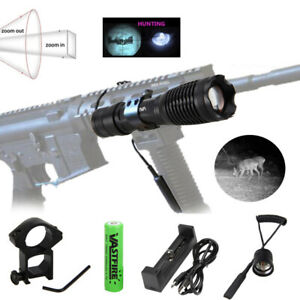 940nm-10W-Zoom-Focus-Infrared-IR-LED-Night-Vision-Flashlight-Hunting-Torch-18650