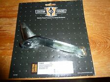GEAR SHIFT LEVER ARM, CHROME,  FITS HARLEY DAVIDSON BIG TWIN 4 SPEED 1974-1984