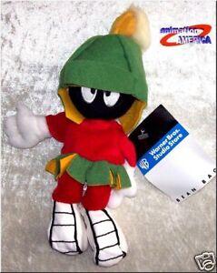 Marvin-Martian-bean-bag-plush-toy-figure