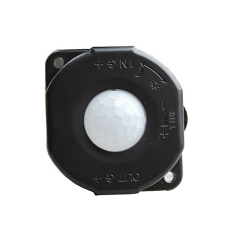 Automatic DC5-30V DC6A Infrared PIR Motion Detector Sensor Switch for LED Strip