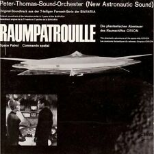 PETER THOMAS SOUND ORCHESTRA spazio ricognizione (Serie-colonna sonora, 1966) [CD ALBUM]
