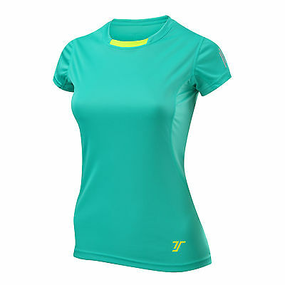 Thorogood Sports Women's Atomic Short Sleeve QuickDry Performance Training Top