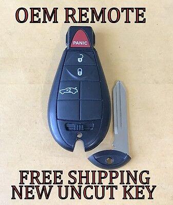 OEM CHRYSLER 300 Fobik keyless entry remote fob transmitter 05026331 NEW KEY