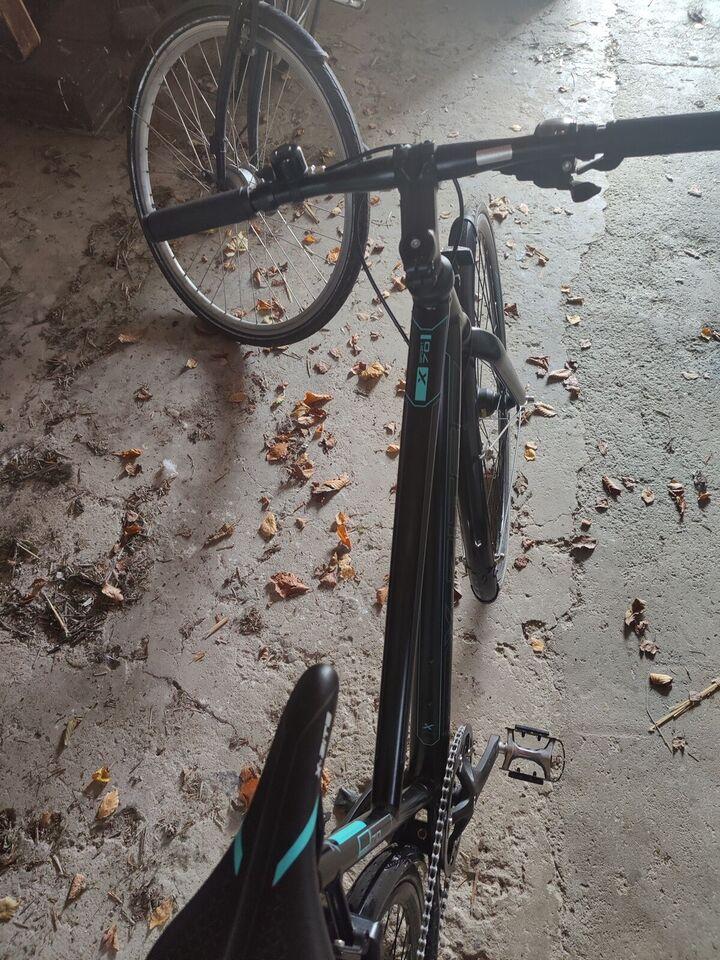 Damecykel, X-Zite, Citybike sport