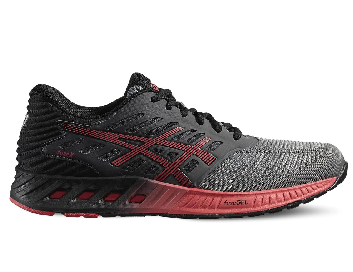 Asics fuzeX - - - Damen Laufschuhe - Running-Freizeit - titanium-azalea - T689N-9721 16f4cb
