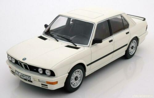 1:18 Norev BMW M535i E28 1986 white