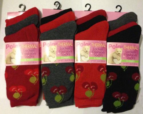 12 Pair Women//Ladies Thermal Winter Socks Hike Boot Extra Thick Socks Size UK4-7