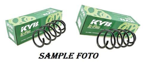 ** 2x Kayaba RH6426 suspension arrière Coil Springs Octavia II Superb II **