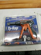 R TY-RAP WT1-TB Cable Tie Gun,LD,18 to 50 lb.,Nylon