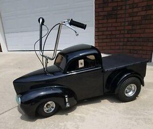 Image Is Loading S 1949 Mini Truck Go Cart Motorized Fibergl