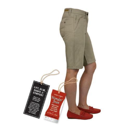 Thomas Cook Womens Ipswich Wonder Jeans Shorts Dark Navy