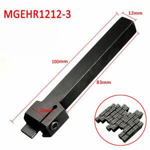 Mgehr 1616-3 cnc giratoria máquina drehstähle soporte barra de perforación con 10x mgmn 300 INSERT