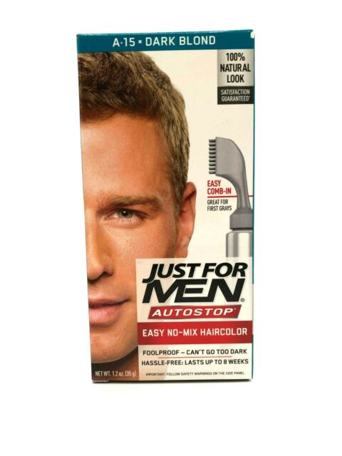Just For Men Autostop Dark Blond A-15 Bx013 For Sale