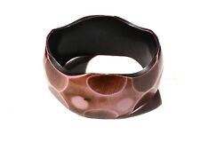 Bijou lucite  bracelet  jonc  à facettes bangle