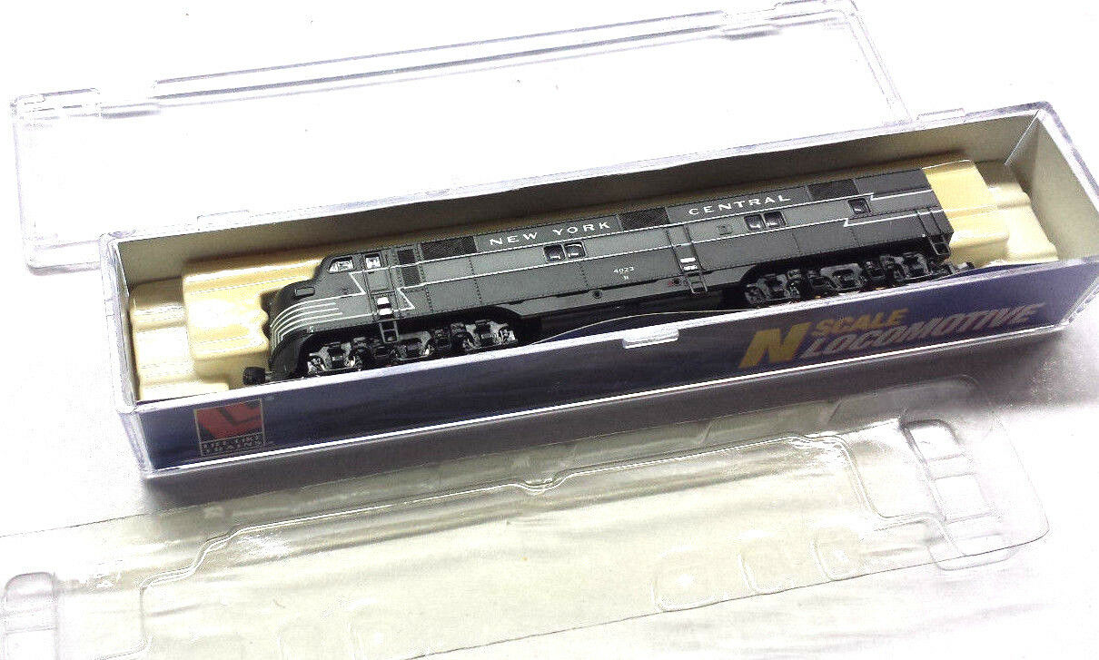 mejor calidad Life Like trains New York Central Central Central n e7 loco a-unit NYC  4023 locomotora  n4  más orden