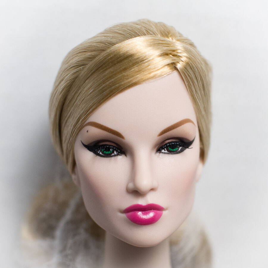 NEW HEAD ONLY PERFECT REIGN TATYANA 2.0 SCULPT FASHION ROYALTY DOLL