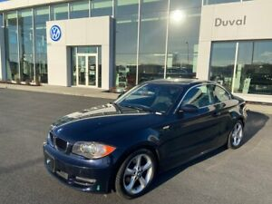 2009 BMW Série 1 128i AUTOMATIC/CLEAN/SUNROOF/LEATHER SEATS/WINTER
