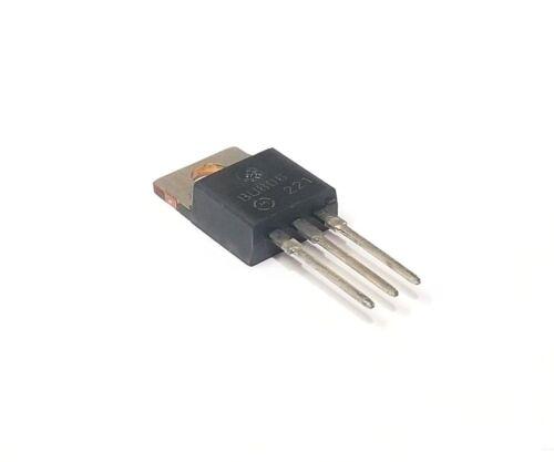 LOT OF x 4 BU806 Power Transistor 8A 150-200V 60W TO-220 New Original MOTOROLA