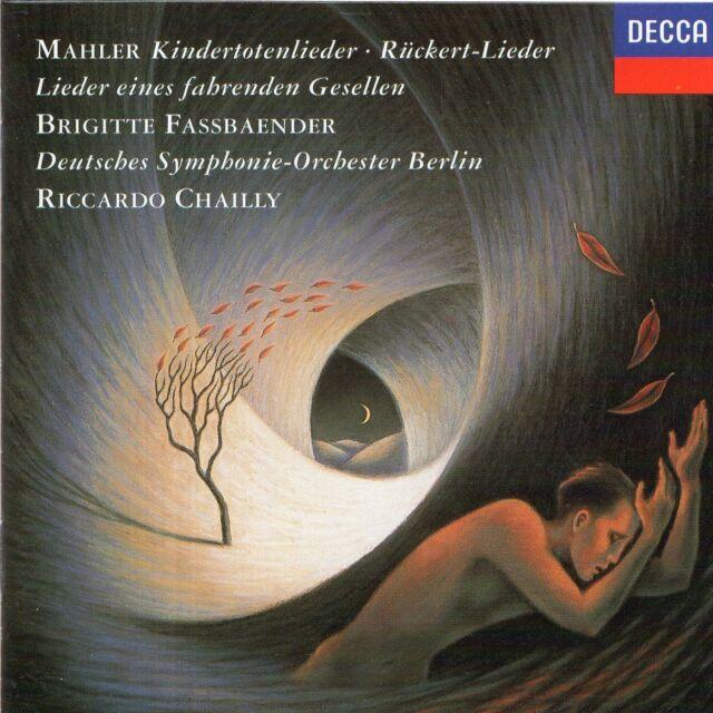 Mahler - Kindertotenlieder · Rückert-Lieder · Lieder eines fahrenden Gesellen