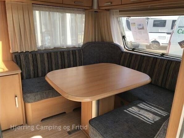 T.E.C. Travel King 510 TDF, 2008, kg egenvægt 1137