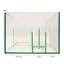 Aquarium-Marine-Reef-Fish-Tank-Glass-Nano-Sump-Refugium-50L-40-6-x-40-6-x-30-5cm thumbnail 5