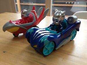 Pj Masks Collector Cars Ebay