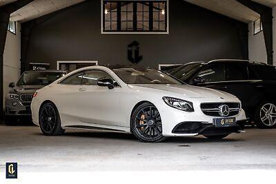 Annonce: Mercedes S63 5,5 AMG Coupé aut.... - Pris 0 kr.