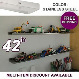 42-034-ultraLEDGE-Stainless-Steel-LEGO-Display
