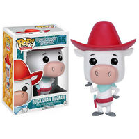 Hanna Barbera Pop Quick Draw Mcgraw Vinyl Figure Toys Funko