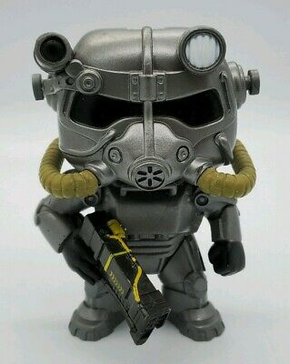 Fallout Funko Mystery Mini Vinyl Figure Brotherhood of Steel Power Armor