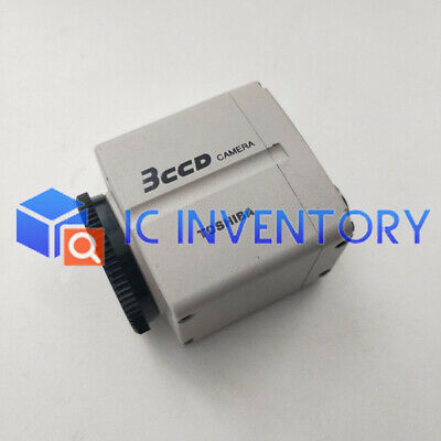 1PCS Used Toshiba JK-TU53H 3CCD Color Industrial Camera In Good Condition