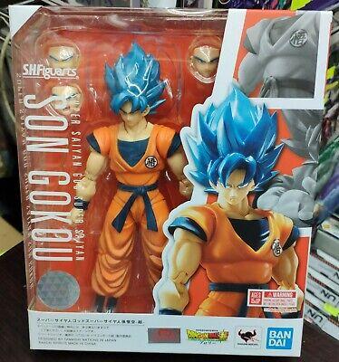 Bandai S.H Figuarts Dragonball Z Super Saiyan God Super Saiyan Son Goku USA