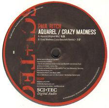 PAUL RITCH - Aquarel / Crazy Madness - SCI + TEC Digital Audio