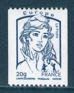 TIMBRE-4780-ROULETTE-NEUF-XX-LUXE-MARIANNE-DE-CIAPPA-ET-KAWENA