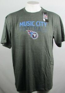 Tennessee-Titans-Big-amp-Tall-Charcoal-Majestic-Music-City-S-S-Football-Tee-NFL