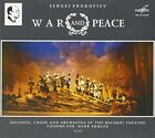 Ermler M Masurok Kalinina Eizen Bolshoi Theatre War and Peace 3 CD Album Me