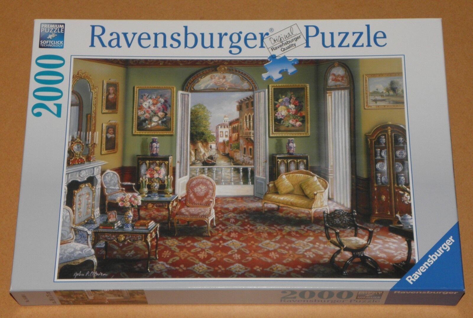 Puzzle 2000 pezzi room with a view camera con vista RAVENSBURGER 16689 Merce Nuova