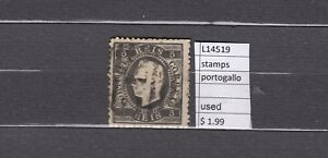 STAMPS OLD PORTUGAL USED (L14519) - Italia - STAMPS OLD PORTUGAL USED (L14519) - Italia